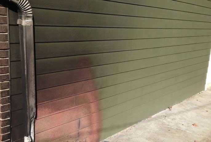 Fire Resistant Siding